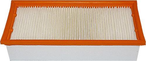 1 Flachfaltenfilter - Filtrak - R 286/2 passend für Kärcher 6.904-284