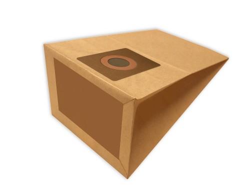 5 Papier Staubsaugerbeutel - FilterClean - Z 700