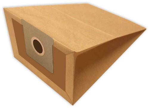 5 Papier Staubsaugerbeutel - FilterClean - W 38