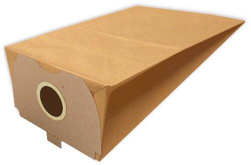 5 Papier Staubsaugerbeutel - FilterClean - S 4