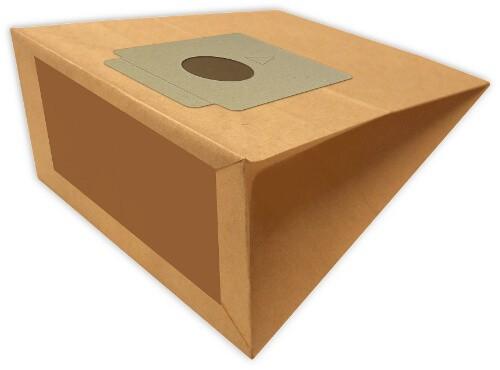 5 Papier Staubsaugerbeutel - FilterClean - OM 2