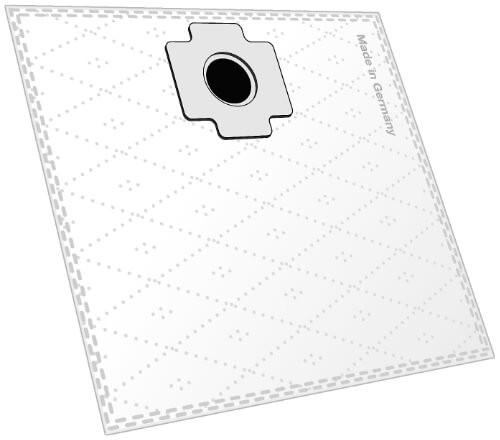 10 Microfaser Staubsaugerbeutel - SAUGAUF - Z 7005m