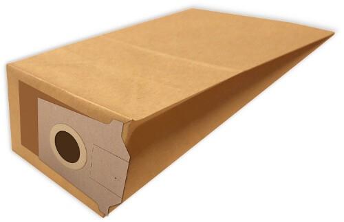 6 Papier Staubsaugerbeutel - FilterClean - S 12