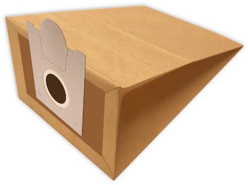 5 Papier Staubsaugerbeutel - SAUGAUF - S 1
