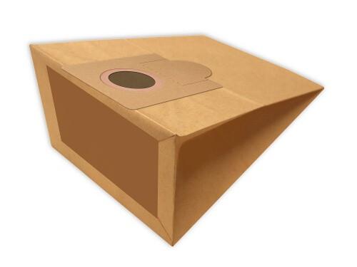6 Papier Staubsaugerbeutel - FilterClean - FA 4