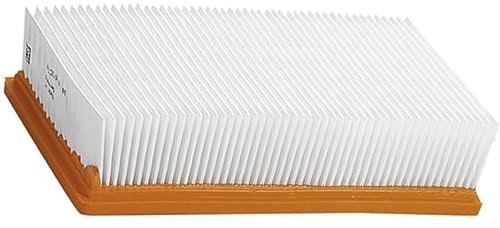 1 Stück - Kärcher 6.904-360 Flachfaltenfilter