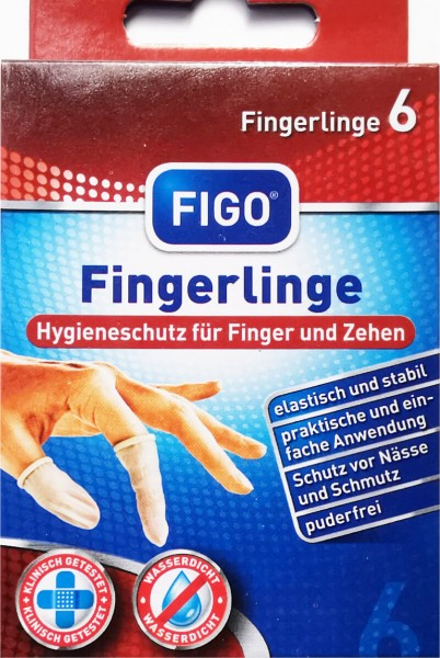 Fingerlinge puderfrei elastisch