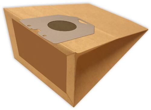 6 Papier Staubsaugerbeutel - FilterClean - PH 2