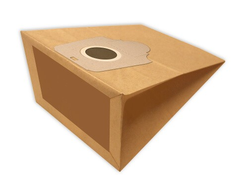 5 Papier Staubsaugerbeutel - FilterClean - EIO 30