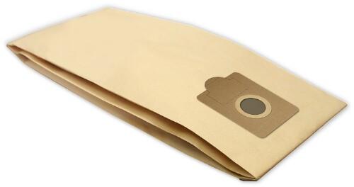 10 Papier Staubsaugerbeutel - FilterClean - CA 2