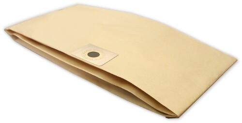 10 Papier Staubsaugerbeutel - FilterClean - UK 30