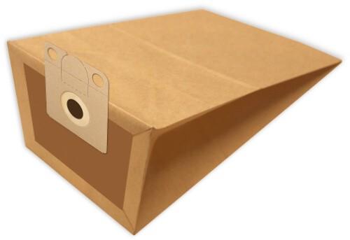 10 Papier Staubsaugerbeutel - SAUGAUF - NI 4