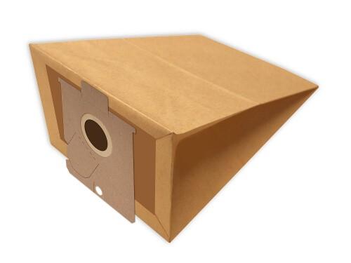 5 Papier Staubsaugerbeutel - FilterClean - A 124