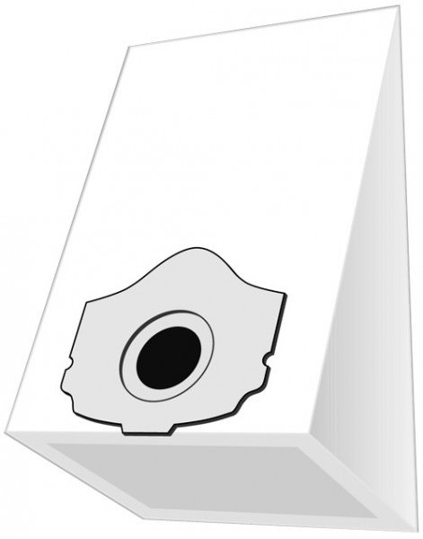 4 Papier Staubsaugerbeutel - EUROPLUS - Vac 40
