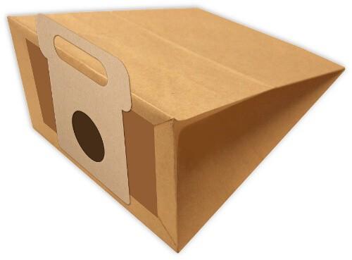 6 Papier Staubsaugerbeutel - FilterClean - MX 9