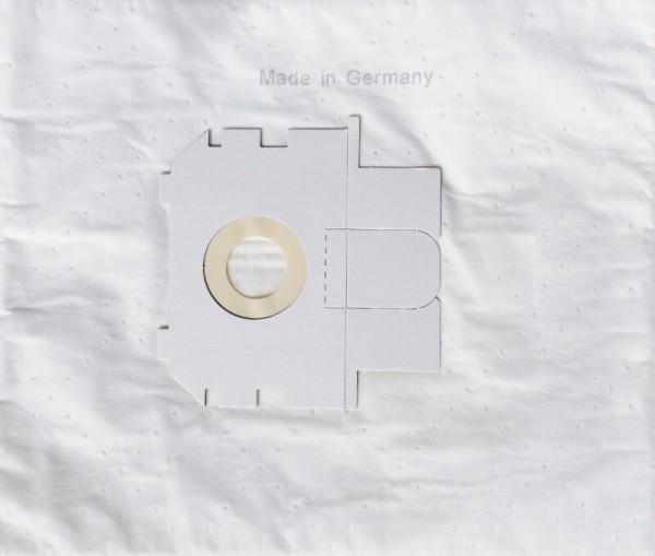 10 Microfaser Staubsaugerbeutel - SAUGAUF - P 2046 MV