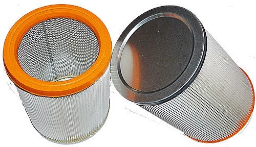 2 Langzeitfilter - Filtrak - R 637 Langzeitfilter passend für Nilfisk - Alto, Wap