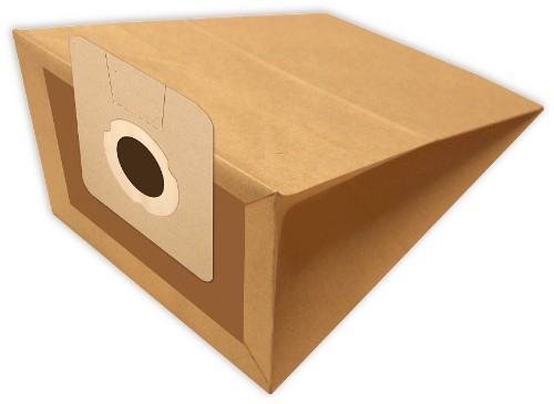 10 Papier Staubsaugerbeutel - FilterClean - W 3