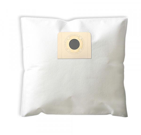 10 Microfaser Staubsaugerbeutel - SAUGAUF - UK 20m