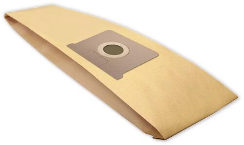 4 Papier Staubsaugerbeutel - FilterClean - SO 5