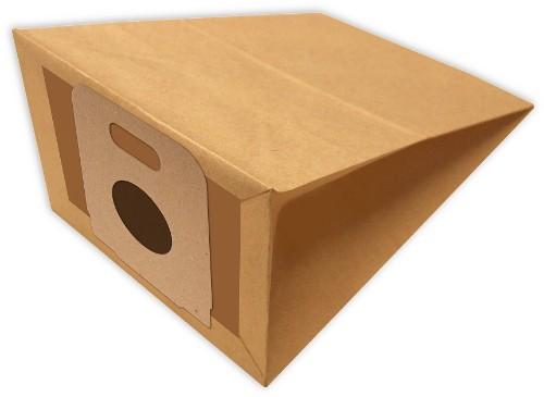 5 Papier Staubsaugerbeutel - FilterClean - Z 800 / 900