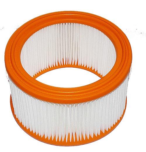 1 Langzeitfilter - Filtrak - R 640 Absolut-Filter - auswaschbar passend für Festool, Makita, Nilfisk