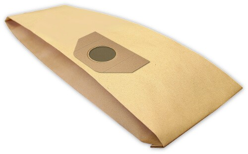10 Papier Staubsaugerbeutel - FilterClean - K 01