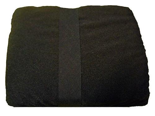 1 Stück - Kohlefilterkissen passend für Vorwerk 251-252 schwarz