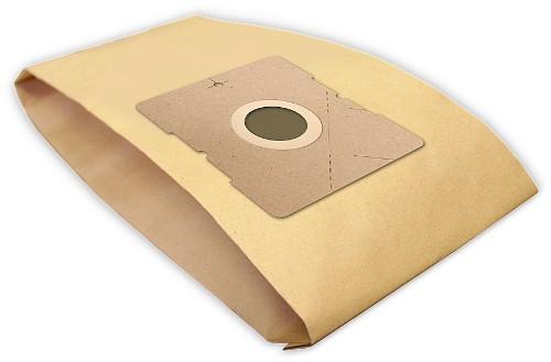 6 Papier Staubsaugerbeutel - FilterClean - Y 2