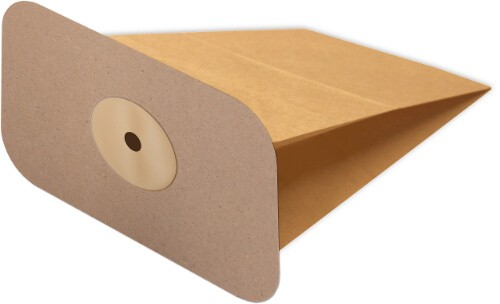 7 Papier Staubsaugerbeutel - FilterClean - E 2