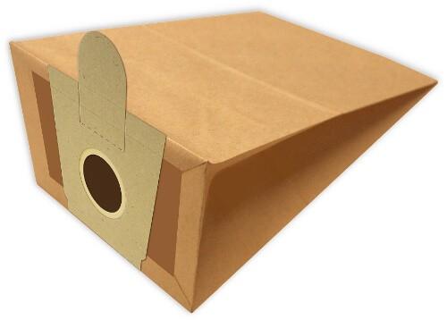 10 Papier Staubsaugerbeutel - SAUGAUF - S 2