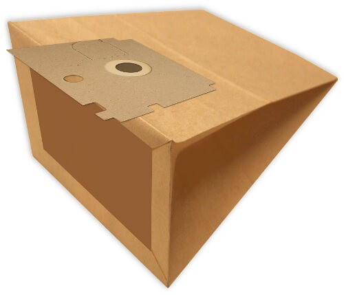 5 Papier Staubsaugerbeutel - FilterClean - R 6