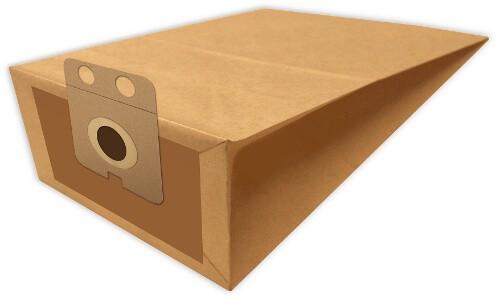 3 Papier Staubsaugerbeutel - FilterClean - NI 3