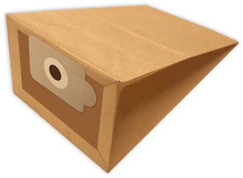 3 Papier Staubsaugerbeutel - FilterClean - NU 3