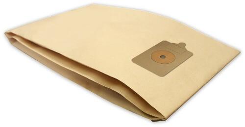 3 Papier Staubsaugerbeutel - FilterClean - NU 4