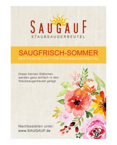 1 Stäbchen Staubsauger - Deo Sommerwiesenduft (Gratis für Sie)