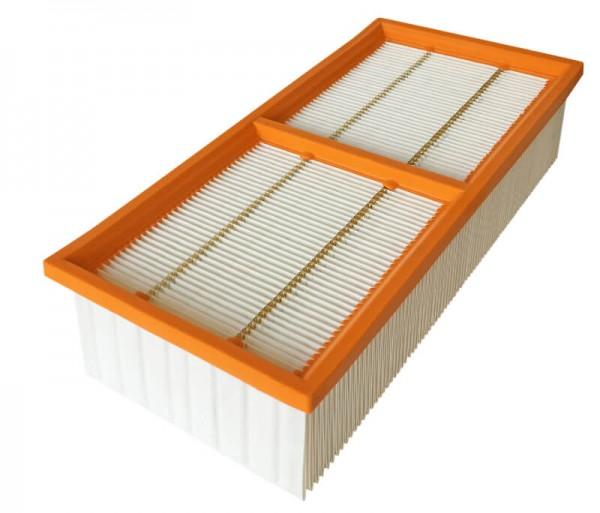 1 Flachfaltenfilter - Filtrak - R 289 passend für Kärcher 6.907-276.0