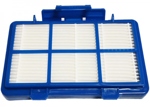 1 HEPA-Filter HFS1057 - SAUGAUF - passend für Philips FC8240 - FC8246
