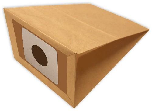 6 Papier Staubsaugerbeutel - FilterClean - Y 6