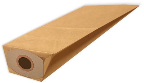5 Papier Staubsaugerbeutel - FilterClean - H 122