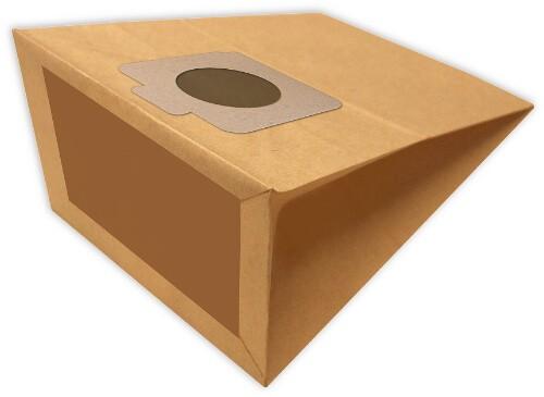 6 Papier Staubsaugerbeutel - FilterClean - MX 1