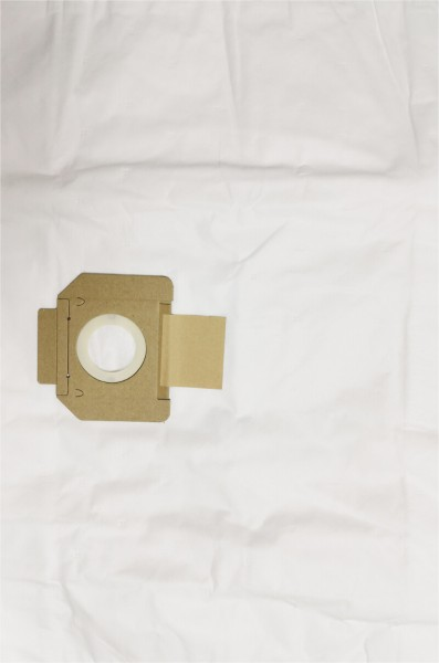 5 Microfaser Staubsaugerbeutel - SAUGAUF - Max KS 50m