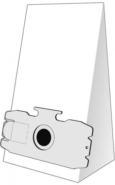 5 Papier Staubsaugerbeutel - EUROPLUS - A 1007