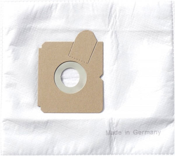 10 Microfaser Staubsaugerbeutel - SAUGAUF - AS 1017m