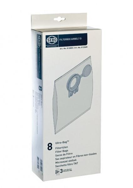 SEBO - Filterbox D, 8120ER