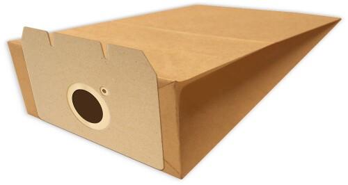 10 Papier Staubsaugerbeutel - FilterClean - A 122