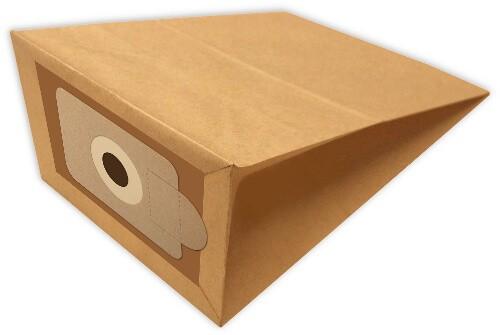 3 Papier Staubsaugerbeutel - FilterClean - NU 1