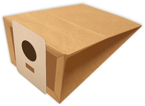 5 Papier Staubsaugerbeutel - FilterClean - H 117