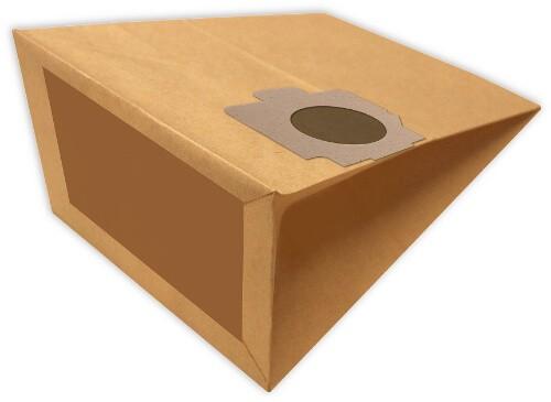 5 Papier Staubsaugerbeutel - FilterClean - MX 2