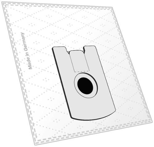 20 Microfaser Staubsaugerbeutel - SAUGAUF - VO 1160